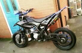 Yamaha wr125x 2012 modified 2600 ono