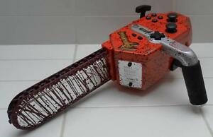 !*MINT CONDITION*! RARE PS2 RESIDENT EVIL 4 CHAINSAW CONTROLLER