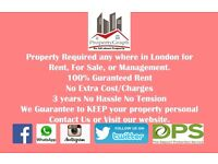 Wanted Urgent Properties to Rent Any where in South West