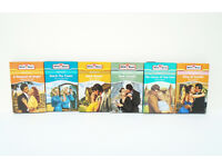 6 Cassette Story Tapes by Mills and Boon