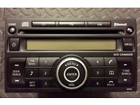 Nissan Qashqai 2009 Radio Cd Head Unit