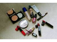 Pack of brand new make up cosmetics
