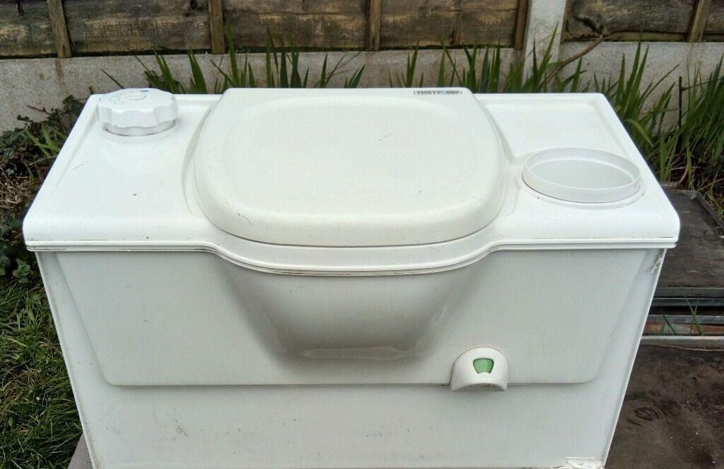 20 ltr manual thetford c2 l cassette toilet in farnworth. Black Bedroom Furniture Sets. Home Design Ideas