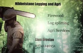 Contractor - Nibbetstane Logging and Agri.