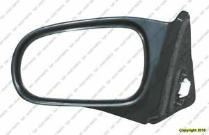 Door Mirror Power Driver Side Coupe Honda Civic 1996-2000