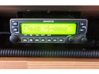 Kenwood TM-V71e true Dualband ham radio - boxed as new