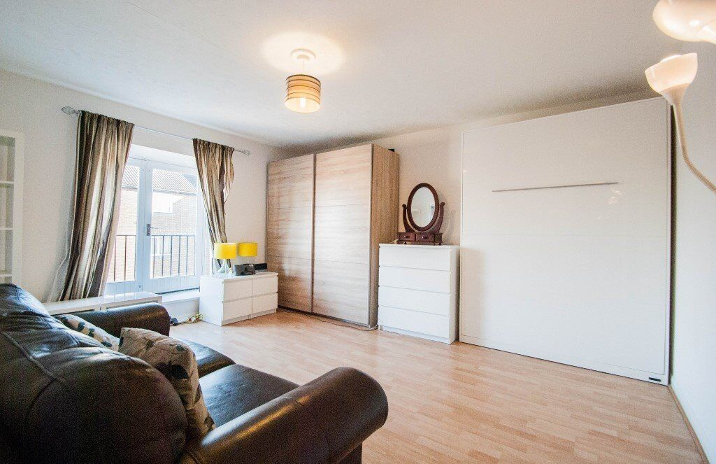 Amazing Studio flat available for rent: Abbeyfields Close, Park Royal