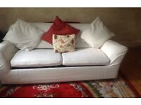 Ikea Sofa bed 3 seater with pillows