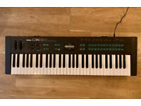 Yamaha DX27 Vintage 80's Digital Programmable Algorithmic FM Synthesizer DX100