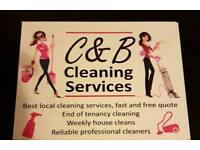 C & B Cleaning Services