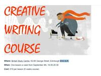 Writing course