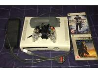 Xbox 360 console + extras