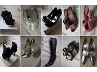 200+ Pairs of Quality Ladies Shoes, New from clearance stock