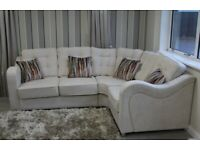 Fantastic Handmade Corner Sofa **OVER 50% OFF RRP!**