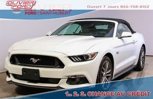 2015 Ford Mustang GT Premium RWD CUIR A/C 4 PASSAGERS