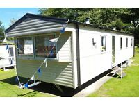 NEW 3 BEDROOM STATIC CARAVAN FOR SALE