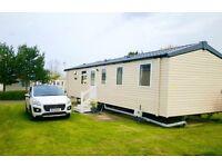 ⭐️Seton Sands Caravans to rent 5x3 bed in Port Seton, Near Edinburgh 4 Pet Friendly 🌟
