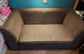 Small brown sofa FREE