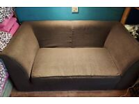 Small brown sofa FREE