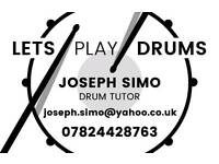 Fun and motivating drum tuition/lessons in Bromley and South East London