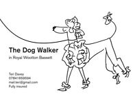 The Dog Walker in Royal Wootton Bassett