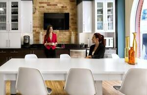 Why meet or work in coffee shops? Regus has another option! Oakville / Halton Region Toronto (GTA) image 16