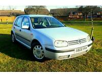 Volkswagen Golf SE 1.6 Petrol, Drives Without Fault