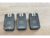 YONGNUO YN-622C-TX + YN-622C LCD Wireless TTL Flash Trigger Canon DSLR Camera