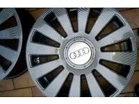 """18"""" Alloys Audi VW"""