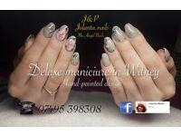 nails/ shellac/ gel extension/ maniciure/ acrylic in Witney/ Carterton