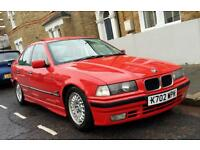 BMW 320i petrol Automatic 1993