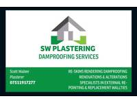 PLASTERING & DAMPROOFING SERVICES