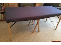 Massage couch(portable)