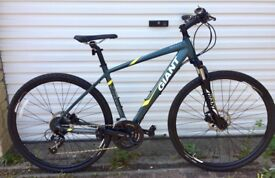 Men's Giant Hybrid SRX4 Roam Bicycle
