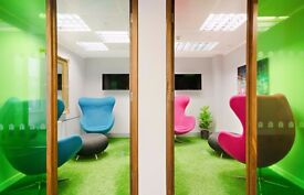 Desks & Meeting Rooms available in our shared Victoria space. Quirky coworky spaces!