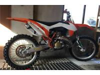 2015 KTM 150 cc Limited Edition 2Stroke, Not 125 , 250 For Swap