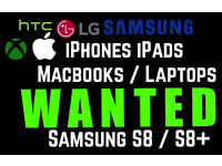 IPHONE 7 SAMSUNG S8 / PLUS WANTED EE VODAFONE O2 unlocked iphone 6S