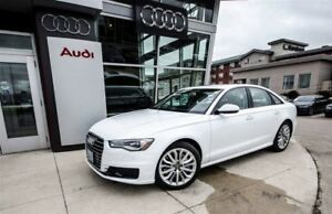 2016 Audi A6 2.0T Technik quattro | Bluetooth