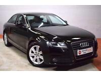 AUDI A4 1.8 TFSI SE 4 Door Saloon 120 BHP Full Audi Histor (black) 2011