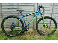 Carrera Hellcat 29er a Ltd Mountain Bike