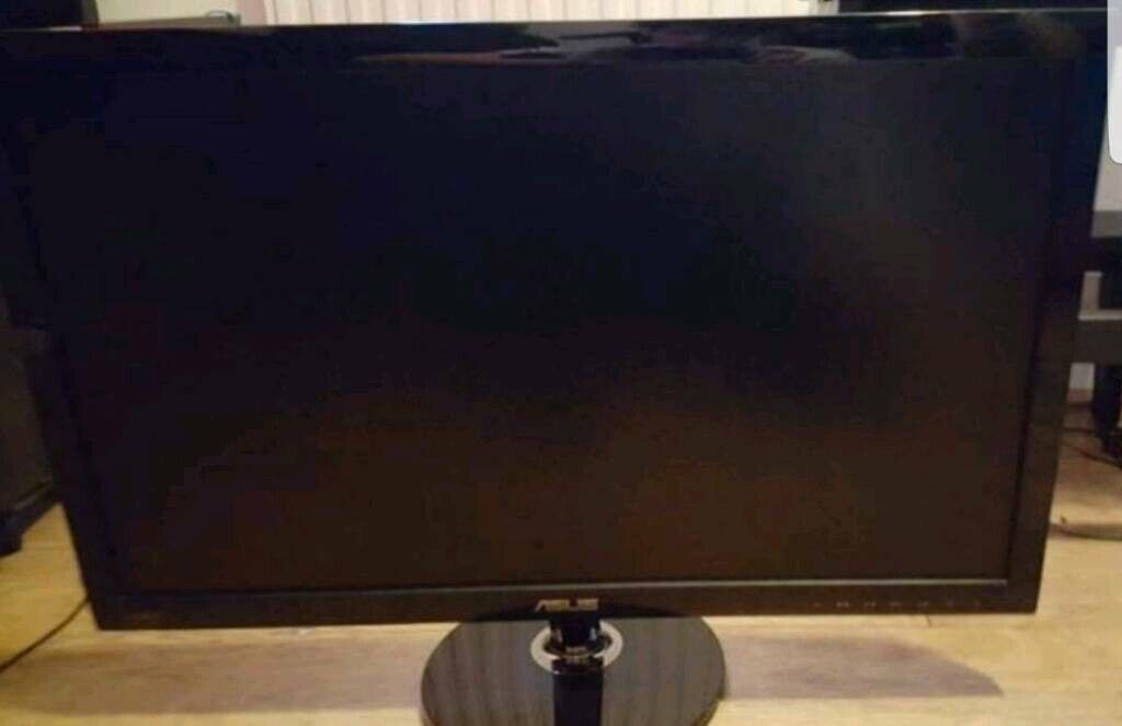 Asus 27 inch hdmi monitor  Model VS278H | in Largs, North Ayrshire | Gumtree