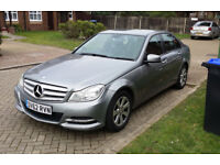 Mercedes C220 BlueEfficiency - Sept12 - Full Dealership Papers - Great Condition