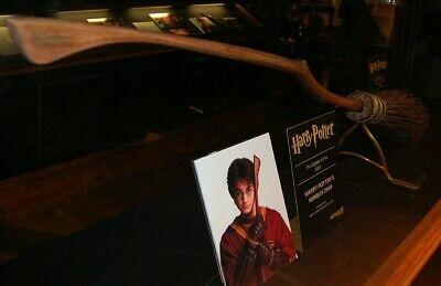 Harry Potter Nimbus 2000 Prisoner of Azkaban broom balai scopa no wand