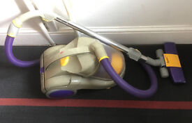 Dyson DC02 Pull along Vacuum Cleaner Complete with all tools.