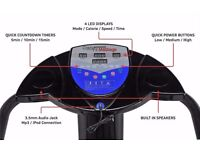 3900 WATT CRAZY FIT MASSAGE VIBRATION PLATE