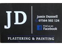 J D plastering & painting