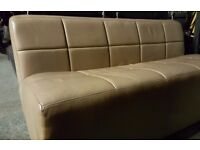 FREE Tan Coloured Sofa