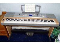 Yamaha DGX-630 Electronic Piano