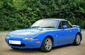 Mazda mx5 eunos 62,000 miles rust free