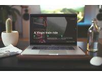 WEBSITE DESIGN • Bespoke Websites from York Freelance Designer